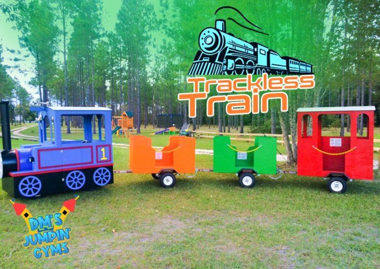 Trackless-Train