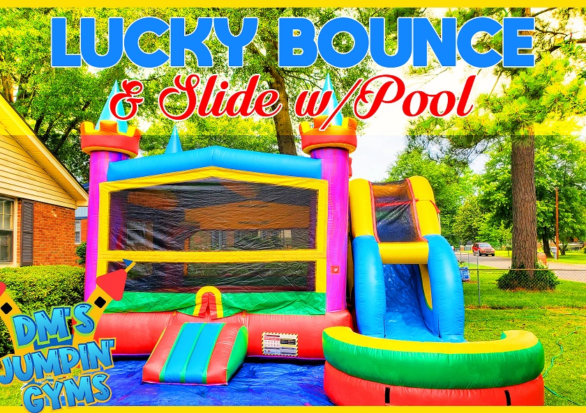 Bouncy House Party Rental