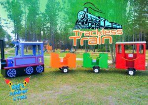 Kiddie Train Rental